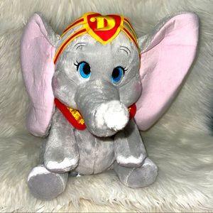 "🐘 DisneyParks Dumbo Plush 12"" Stuffed Animal"